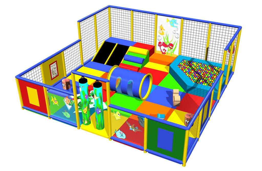 irec toddler's indoor playground manufactuer