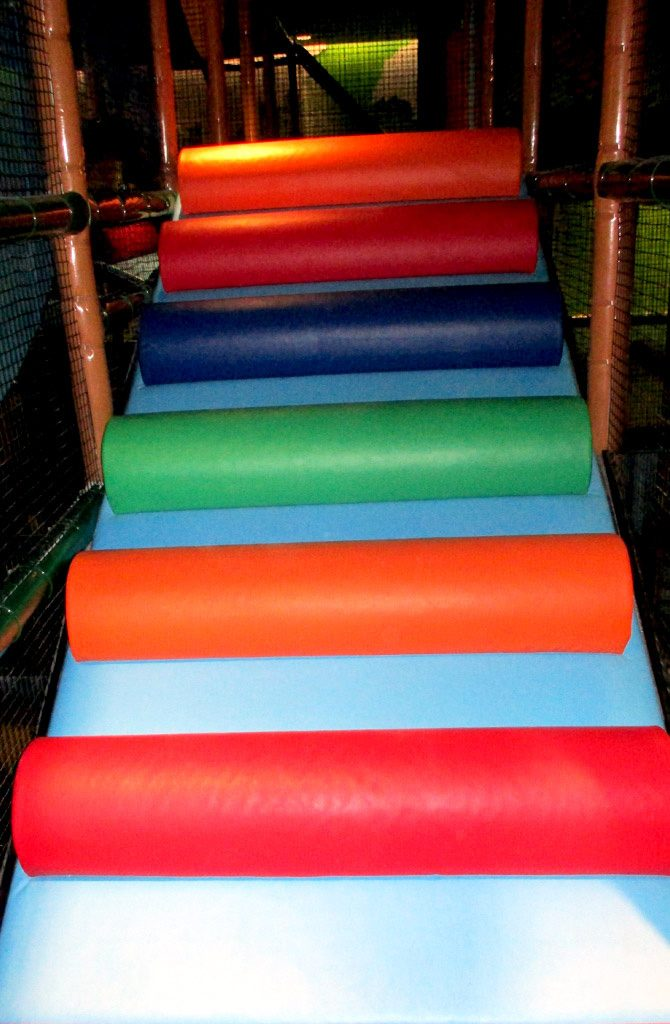 irec indoor playground soft play stairs