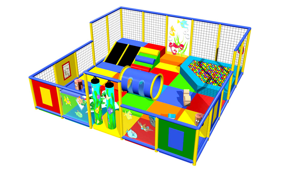 iREC indoor playground
