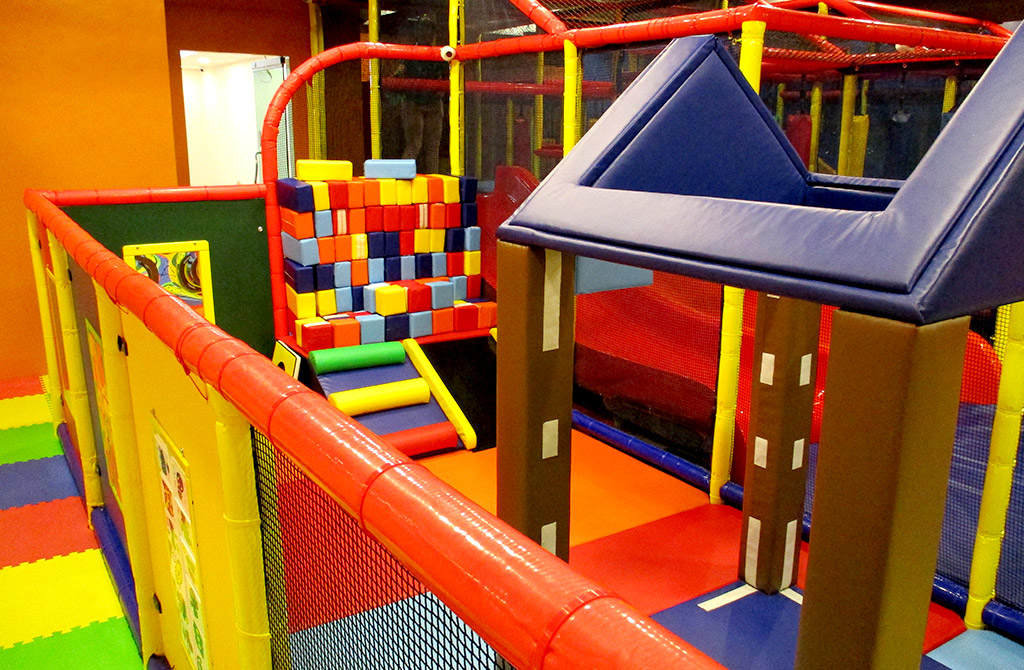 soft play equipment manufacturer