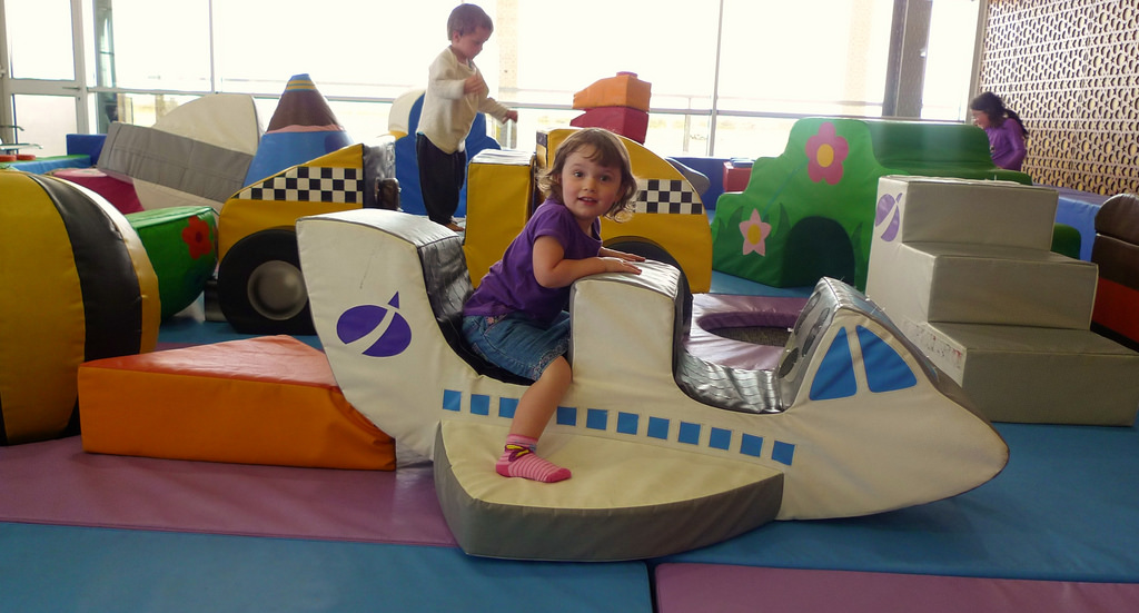 indoor play areas children's development